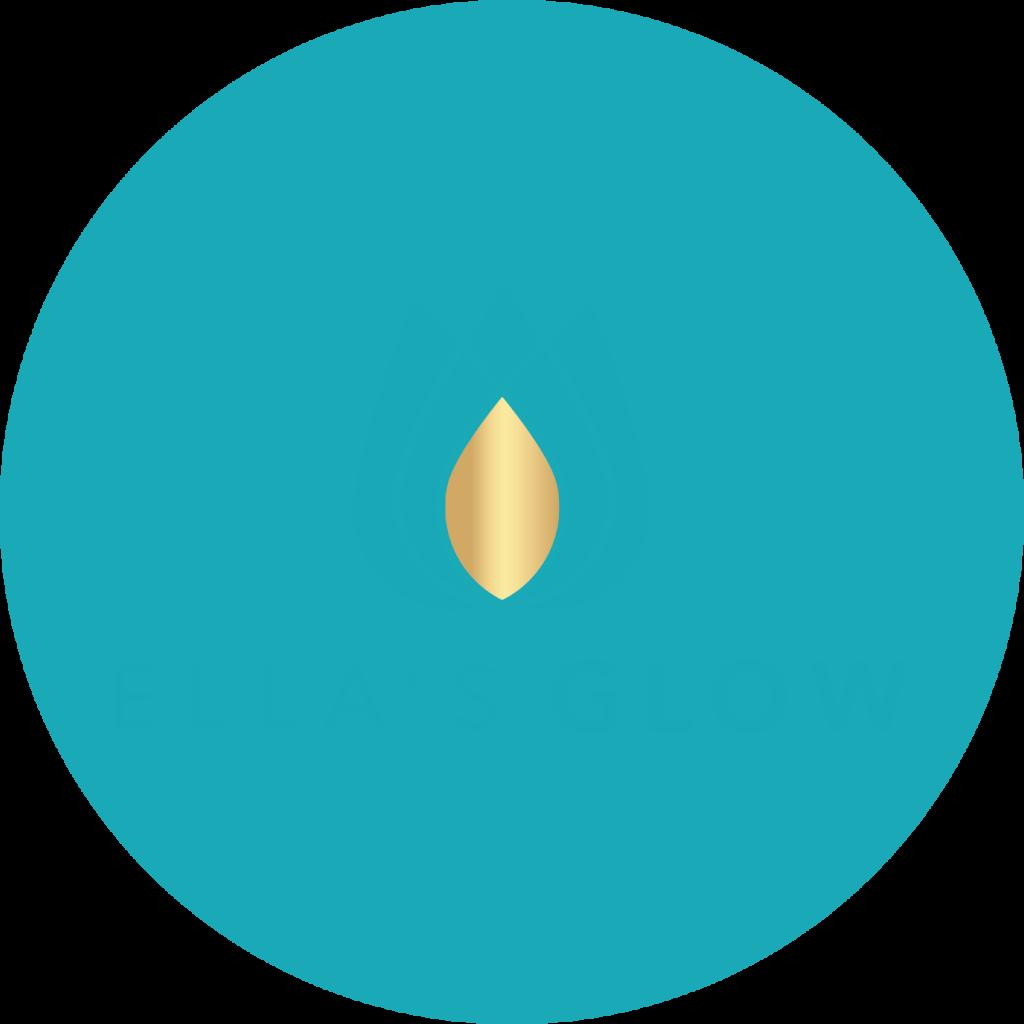 Raincemba Testimonials_Ella's Glow Logo